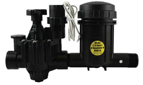 Rain Bird - XCZ-100-PRB-LC - 1 Inch Light Commercial Medium Flow Zone Kit with Pressure Regulating, Basket Filter