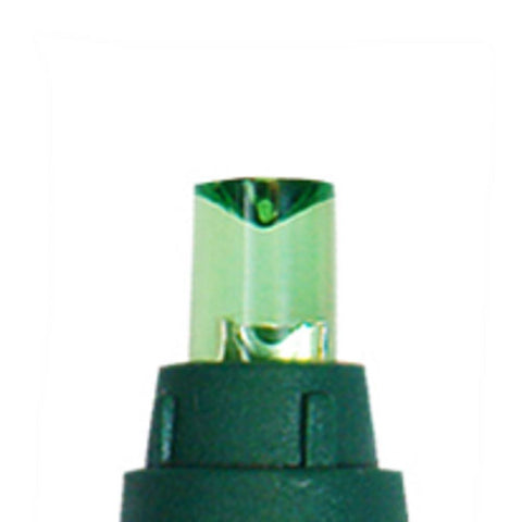 Reinders - 910003 - Color-Rite Interchangable 5MM Bulb Light String, Green - Reinders