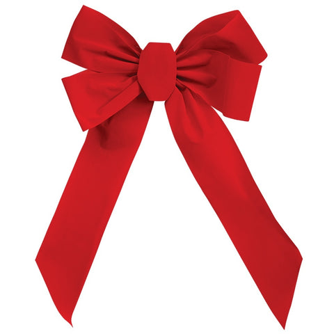 Extra Large Bow for 60 or 72 Inch Wreaths - Seasonal Source