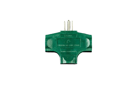 Heavy Duty Three Outlet Splitter - Seasonal Source