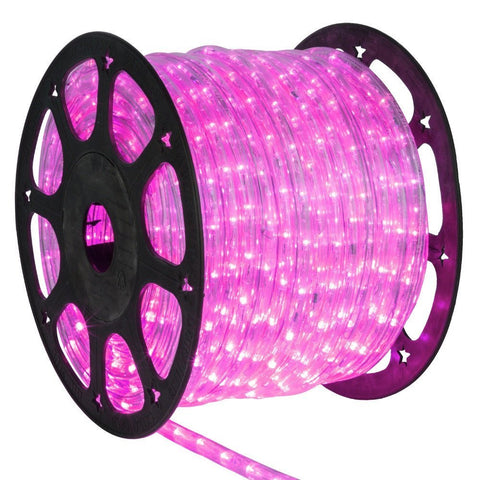 Reinders - 93761 - LED Pink Rope Light, 1/2 inch, 150 ft - Reinders