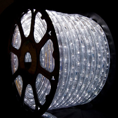 Led rope light pure white 12 inch 150 ft yard outlet led rope light pure white 12 inch 150 ft aloadofball Image collections