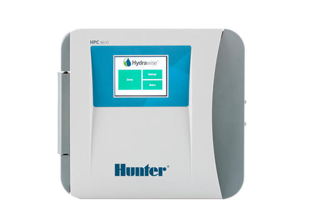 Hunter Industries - HPC-FP - Professional-Grade Wi-Fi Face Panel for Pro-C With Hydrawise Web-Based Software *Panel Only* - Hunter Industries
