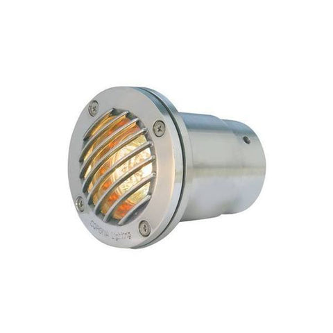 Corona Lighting - CL-226-SS - Louvered Stainless Steel Well Light - Corona Lighting