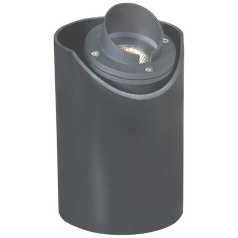 Corona Lighting - CL-332-NM - Shrouded Black Fiberglass Well Light - Corona Lighting