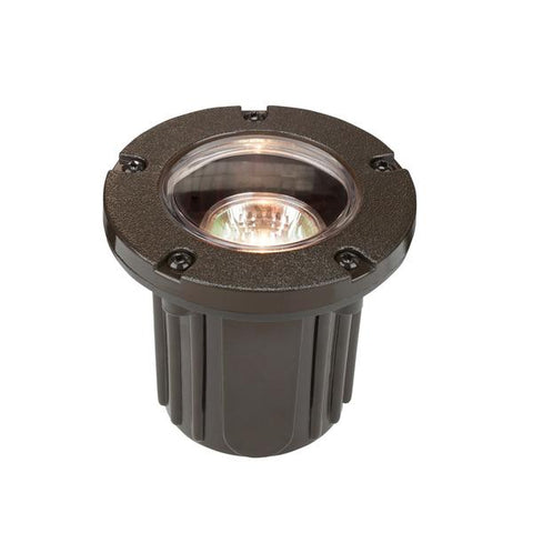 Corona Lighting - CL-337-BZ - Bronze Composite Well Light, - Corona Lighting