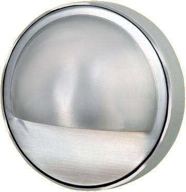 Corona Lighting - CL-343B-SI - Silver Plated Step Light