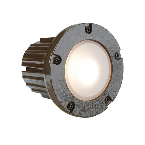 Corona Lighting - CL-375-BZ - Composite Bronze Step Light - Corona Lighting