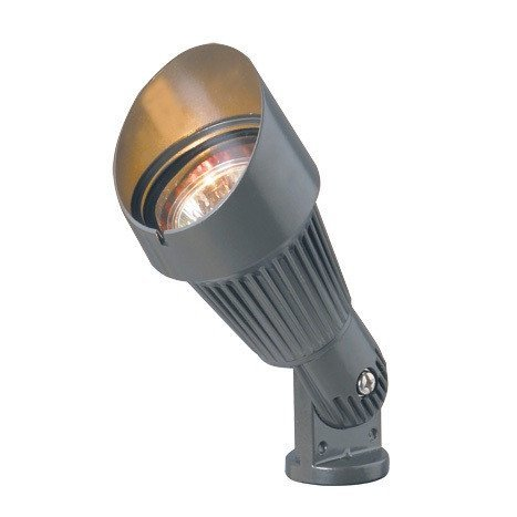 Corona Lighting - Corona Lighting - CL-503 Aluminum Mini Bullet and 12V MR-16 50W MAX Bulb - Black - Landscape Lighting  - Yard Outlet - 2