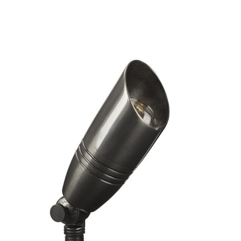 Corona Lighting - CL-525B-GM - Gun Metal Brass Bullet - LED Lamp - Corona Lighting