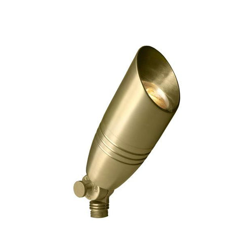 Corona Lighting - CL-525B-BR - Natural Brass Bullet - Corona Lighting