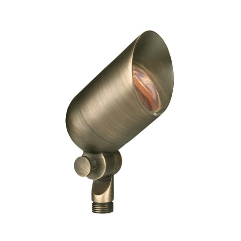 Corona Lighting - Corona Lighting - CL-535B Brass Bullet and 12V MR-16 50W MAX Bulb - Anitque Bronze - Landscape Lighting  - Yard Outlet - 2