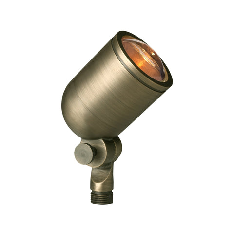 Corona Lighting - Corona Lighting - CL-545B Brass Mini Bullet - Antique Bronze - Landscape Lighting  - Yard Outlet - 2