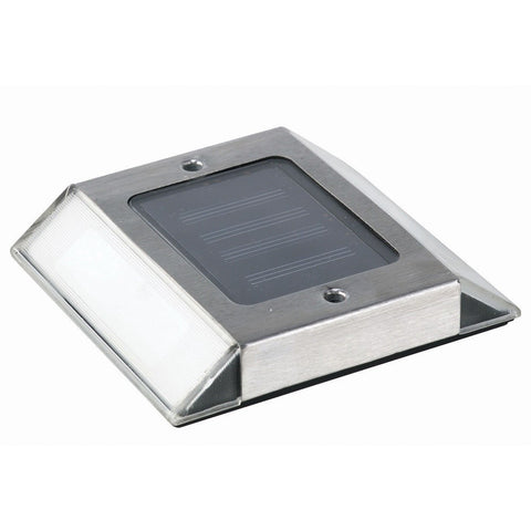 Classy caps - SL499 - Stainless Steel Solar Path Light - Classy Caps