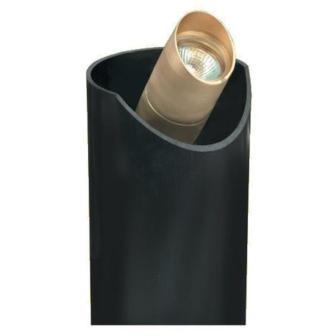 Corona Lighting - Corona Lighting - Natural Brass Well Light and 12V MR-16 50W MAX Bulb -  - Landscape Lighting  - Yard Outlet
