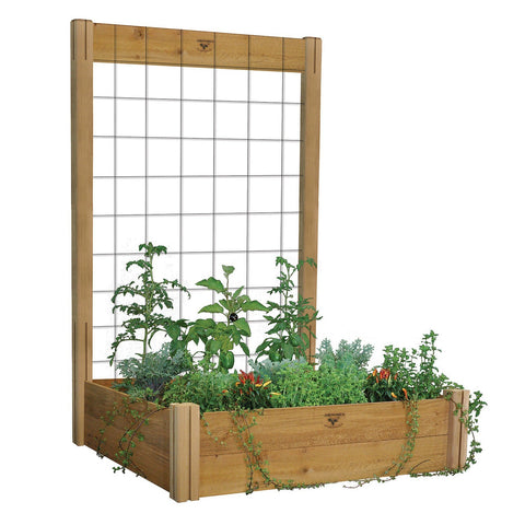 Gronomics - Gronomics - Modular RGB Trellis Kit 48 x 80 Inches High -  - Lawn and Garden  - Yard Outlet - 1