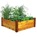 Gronomics - Gronomics - Raised Garden Bed 48 x 48 x 19 -  - Lawn and Garden  - Yard Outlet - 3