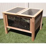 Gronomics - Gronomics - Solar Assist Composter - 36 x 45 x 32 - Lawn and Garden  - Yard Outlet - 3