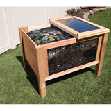 Gronomics - Gronomics - Solar Assist Composter -  - Lawn and Garden  - Yard Outlet - 5