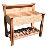 Gronomics - Gronomics - Tool Free Assembly Potting Bench 24 x 48 x 48 -  - Lawn and Garden  - Yard Outlet - 1