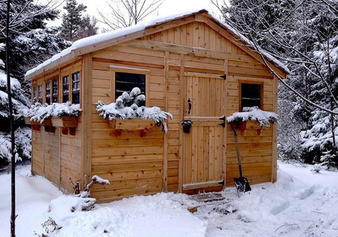 Outdoor Living Today - 12 x 12 Sunshed Garden Shed with ... on Outdoor Living Today Sunshed id=26118