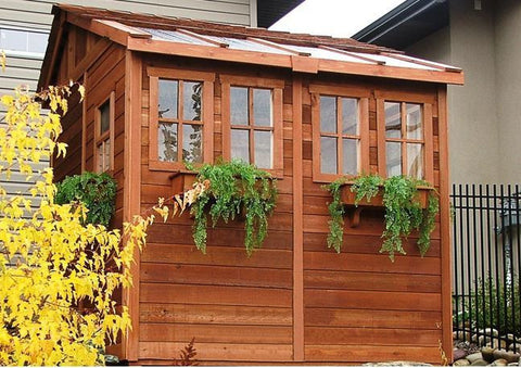 Outdoor Living Today - SSGS88 - 8 x 8 Sunshed Garden Shed ... on Outdoor Living Today Sunshed id=96132