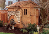 Outdoor Living Today - G88 - 8 x 8 The Gardener's Shed - Outdoor Living Today