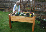 Outdoor Living Today - EGB43 4 x 3 Elevated Garden Bed - Outdoor Living Today