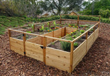 Outdoor Living Today - RB812 Raised Garden Bed 8 x 12 - Outdoor Living Today