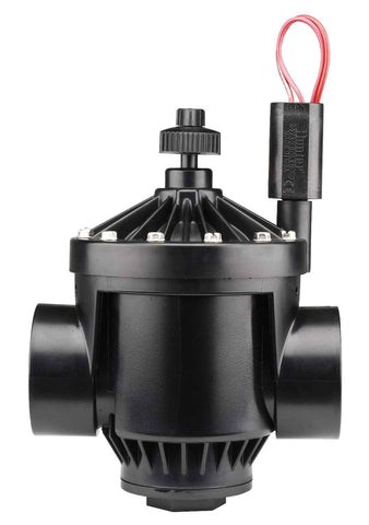 Hunter Industries - PGV-151 - PGV Series 1 1/2 Inch Globe Angle Valve with Flow Control - Hunter Industries