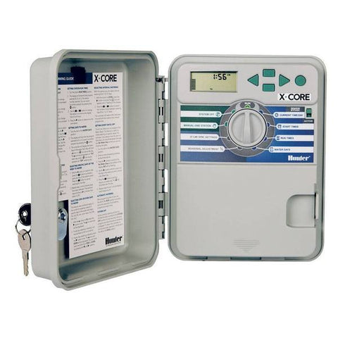 Hunter Industries - XC-800 - X-CORE Series Outdoor Controllers, 8 station - Hunter Industries