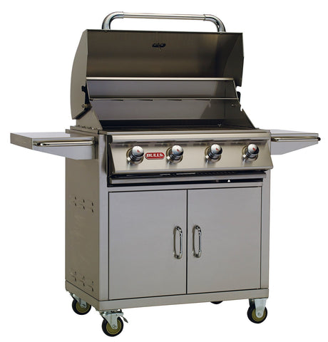 Bull Outdoor Products - Bull Outdoor Products - 26001 Bull BBQ Outlaw Cart, Propane - Propane - Outdoor Cooking  - Yard Outlet - 1