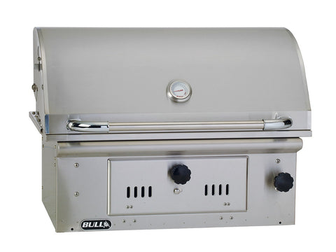 Bull Outdoor Products - Bull Outdoor Products - 67529 Bull BBQ Bison Charcoal Grill Head -  - Outdoor Cooking  - Yard Outlet - 1