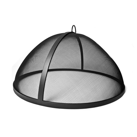 Aspen Industries - Lift Off Round Model Large Screen 27- 28 Inches in Carbon Steel, Hybrid Carbon Steel,304 Stainless Steel Painted or Unpainted - Aspen Industries, INC