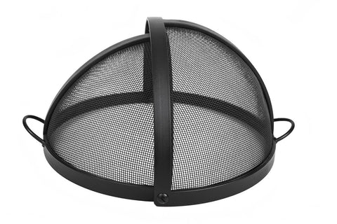 Aspen Industries - Pivot Round Model Screen 20 - 30 Inches in Carbon Steel, Hybrid Carbon Steel,304 Stainless Steel Painted or Unpainted - Aspen Industries, INC