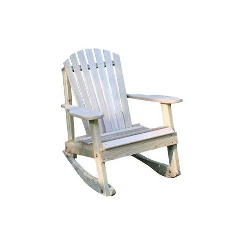 Creekvine Designs - Creekvine Designs, Cedar American Forest Adirondack Rocker - Default Title - Outdoor Living  - Yard Outlet