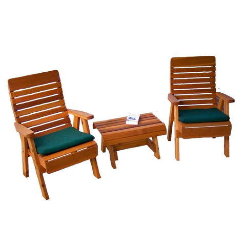 Creekvine Designs - Creekvine Designs, Cedar Twin Ponds Chair Collection - Default Title - Outdoor Living  - Yard Outlet