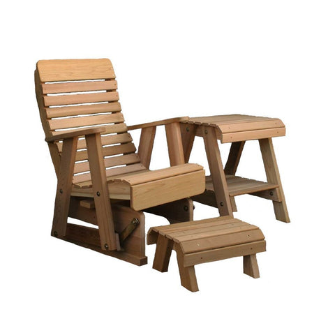Designs - Creekvine Designs, Cedar Twin Ponds Rocking Glider Chair ...