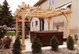 Outdoor Living Today - BZ1012 - 10 x 12 Breeze Pergola - Outdoor Living Today