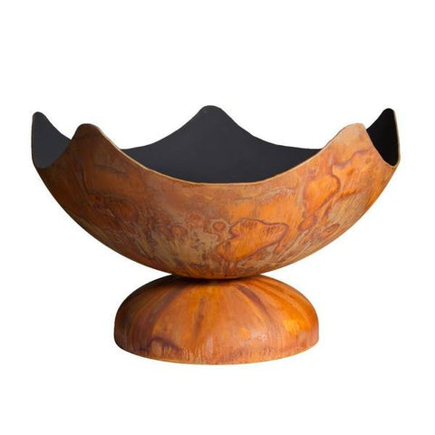 Ohio Flame - OF30ABST - Stellar Artisan Bowl with Patina Finish, 30 inch - Ohio Flame