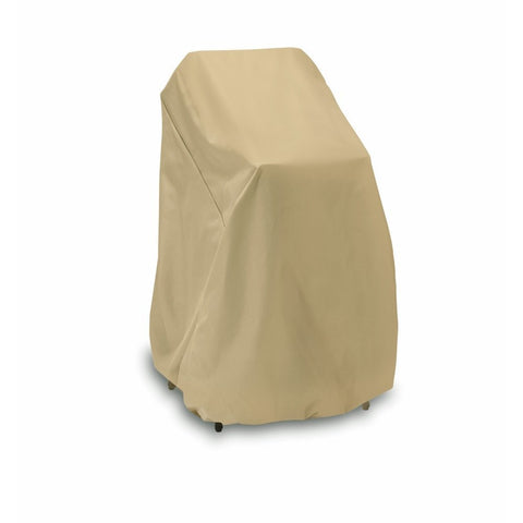 Two Dogs Designs - 2D-PF40365 - High Stack Chair Cover (Khaki) - Two Dogs Designs