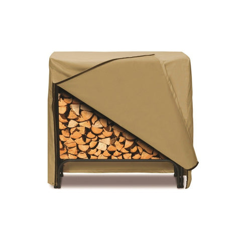 Two Dogs Designs -  2D-LR48245 - 48 Inch Log Rack Cover (Khaki) - Two Dogs Designs