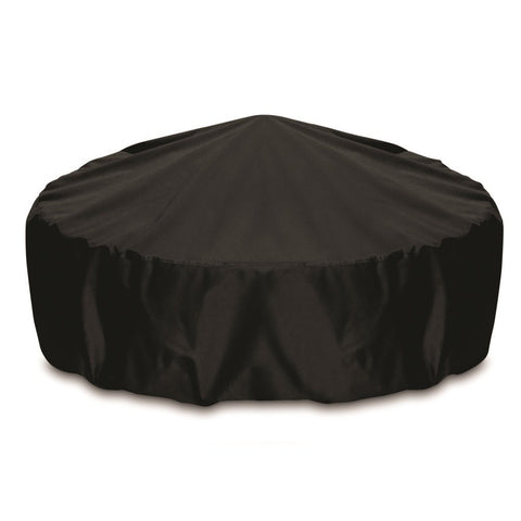 "Two Dogs Designs - 2D-FP80001 - 80"" Fire Pit Cover (Black) - Two Dogs Designs"