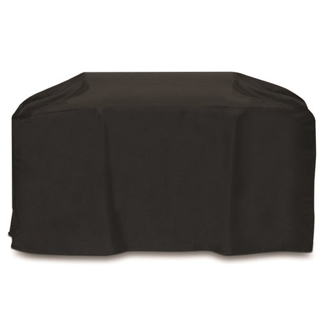 Two Dogs Designs - Two Dogs Designs 88 Inch Cart-Style Grill Cover - Black - Outdoor Living  - Yard Outlet - 1