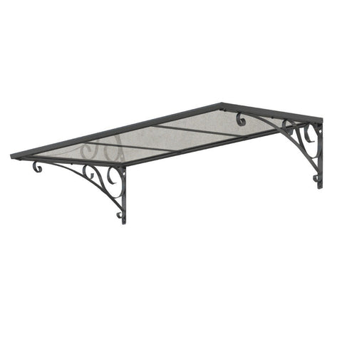 Palram - Venus Clear 1350 Awning - Default Title - Outdoor Living  - Yard Outlet