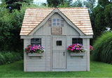 9 x 9 Laurens Cottage Playhouse