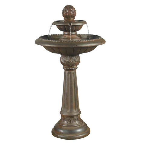 Ananas Pineapple Tier Outdoor Fountain - Jeco