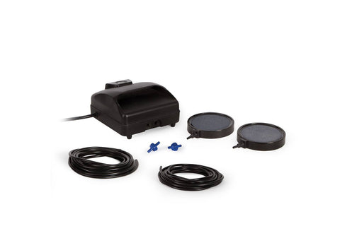 "Atlantic Water Gardens - TAKIT0800 Typhoon Aeration Kit w/ Tubing & Stone - (2) 1/4"" Air Hose Outlets - Atlantic Water Gardens"