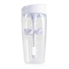 Duo Boost Shaker Bottle White