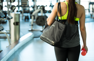 All-In Wet / Dry Gym Bag